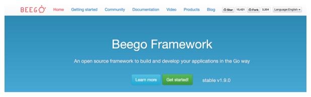 Beego Framework