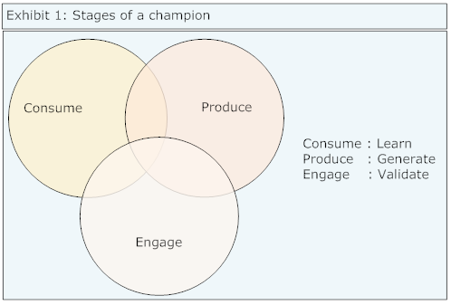 stages of champion