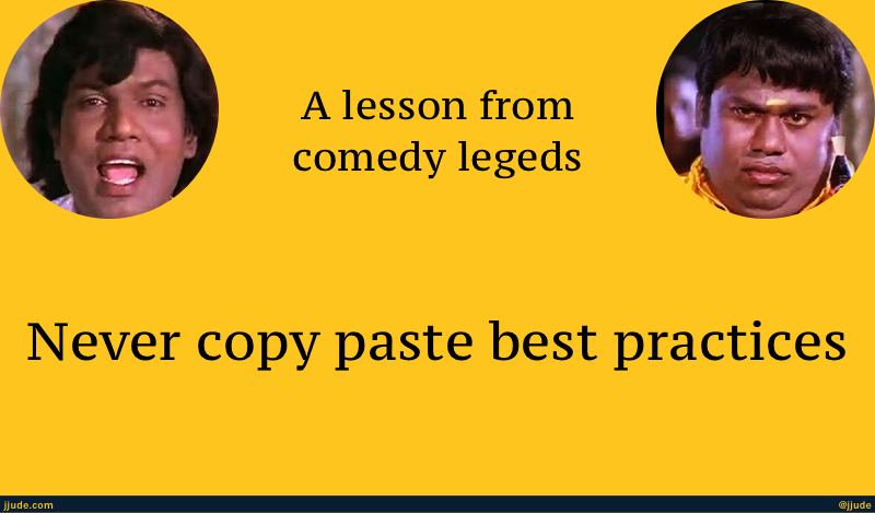 comedy legends can teach consultants