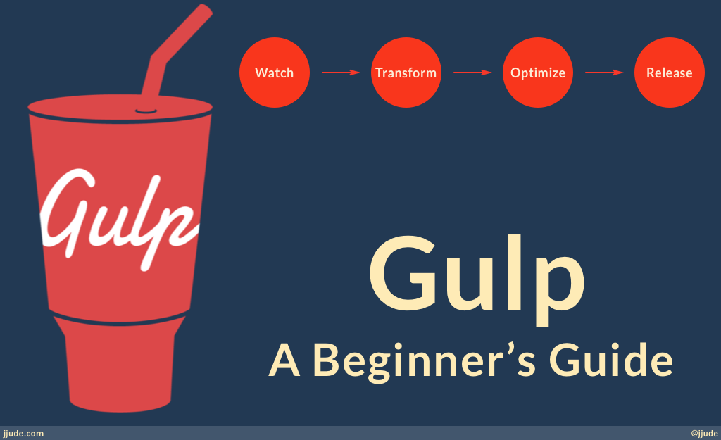 Gulp-A Beginner's Guide