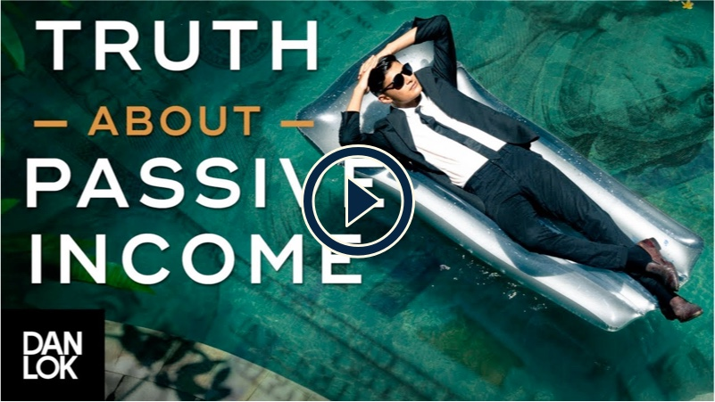 Truth about passive income
